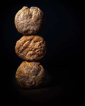 Stacked Biscuits by DS Dodd