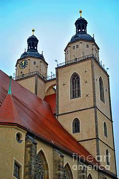 Jost Houk - Stadtkirche Wittenberg