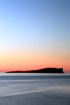 Staffin Sunset by Grant Glendinning