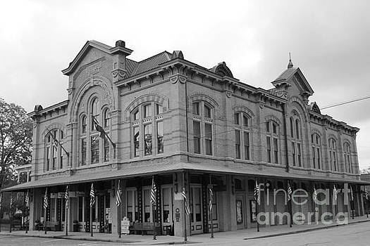 Stafford Opera House by Rod Andress