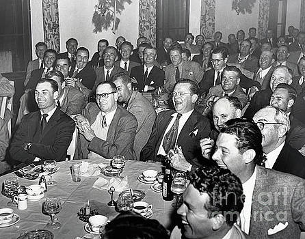 California Views Mr Pat Hathaway Archives - Stag dinner and awards Monterey Peninsula Country Club, Pebble Beach 1950