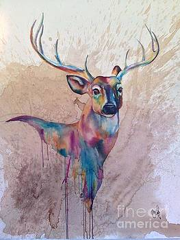 Christy  Freeman - Stag Spirit