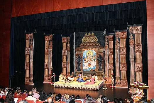 Stage Decor-1 by Murali