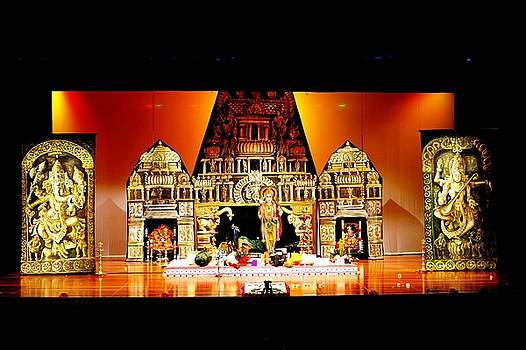 Stage Decor 3a by Murali