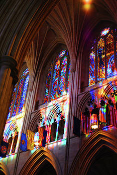 Jost Houk - Stain Glass Cathedral