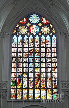 Jost Houk - Stain Glass of Antwerp