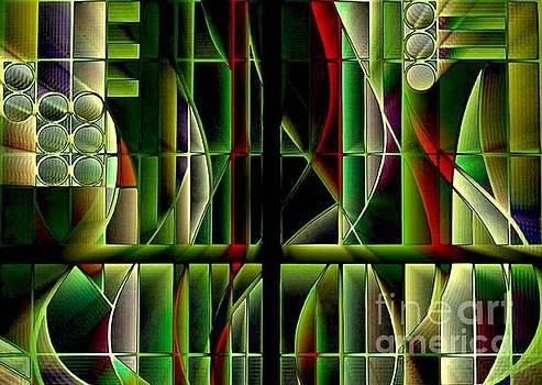 Jenny Revitz Soper - Stained Glass 2