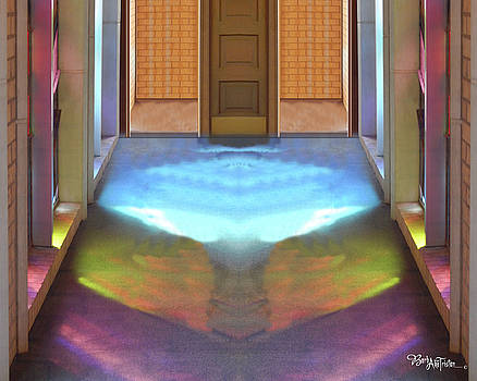 Stained Glass #4714_2 Spiritual Path by Barbara Tristan