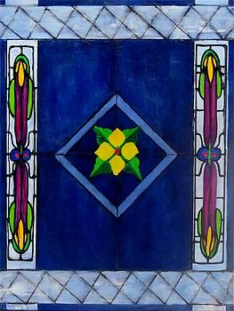 Stained Glass by Carol Allen Anfinsen
