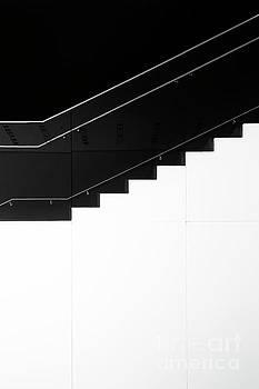 Stairs 3 by Elena Nosyreva