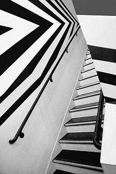 Nikolyn McDonald - Stairs and Stripes