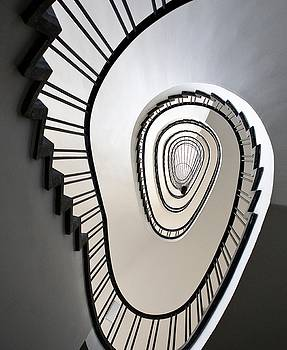 Stairs by Anne Seltmann