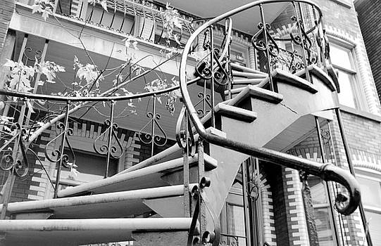 Stairs by Chris Cane