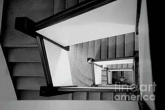 Stairs by Glennis Siverson