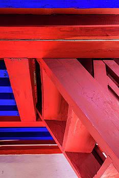 Stairs by Hitendra SINKAR