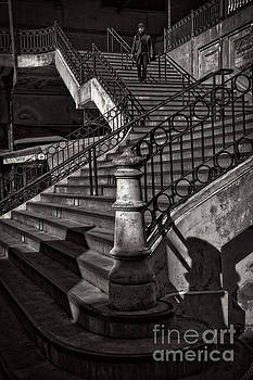 Heiko Koehrer-Wagner - Stairs in the Markethall