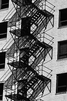 Stairs by Jay Stockhaus