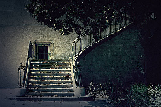 Stairs by Mickael PLICHARD