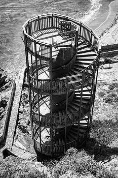 Priya Ghose - Stairs To Nowhere In Pismo Beach