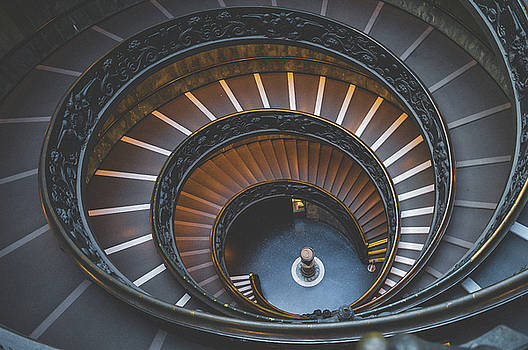 Stairs by Vincent Marguerit