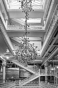 Nikolyn McDonald - Stairway - Chandelier