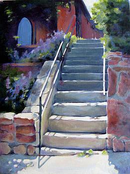 Stairway To Heaven by Renee Peterson