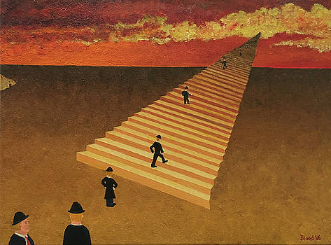 Stairway to Heaven by Thomas Blood