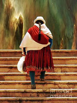 Stairway To Mystery by Al Bourassa