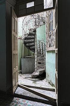 Sharon Popek - Stairway to Up