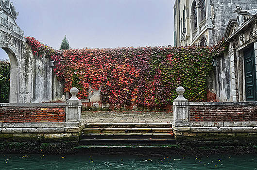 Spade Photo - Stairway to Venice