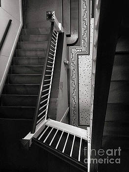 Stairwell by HD Connelly