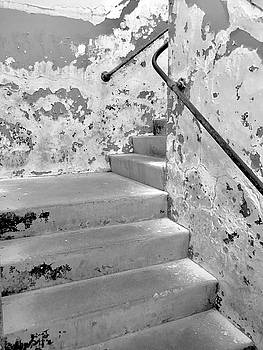 Stairwell by Jennifer Brande