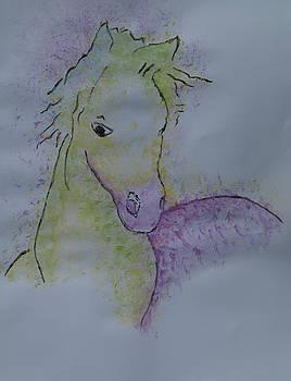 Stallion by Iancau Crina