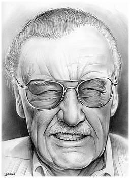 Stan Lee by Greg Joens