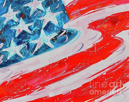 Stand for the Flag by Alan Metzger