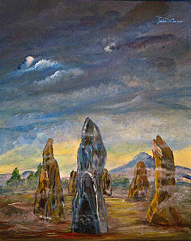 Standing Stones by Dale Carr