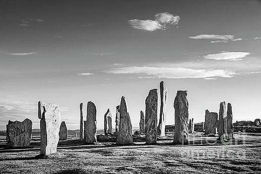 Standing Stones of Callanish by Colin and Linda McKie