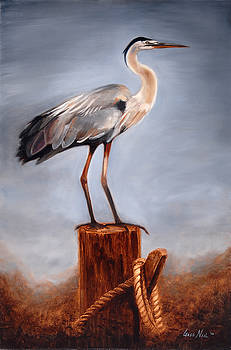Standing Watch by Greg Neal