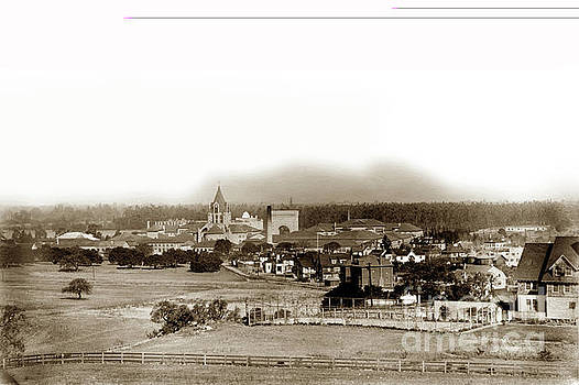 California Views Mr Pat Hathaway Archives - Stanford University December 1903