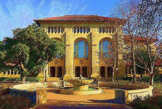 Stanford University by DJ Fessenden