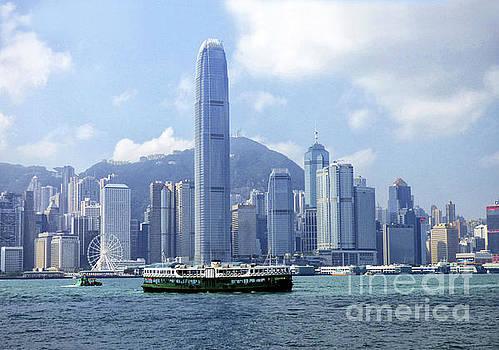 Star Ferry Hong Kong by Lynn Bolt