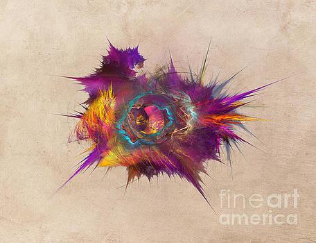 Justyna Jaszke JBJart - Star fractal art