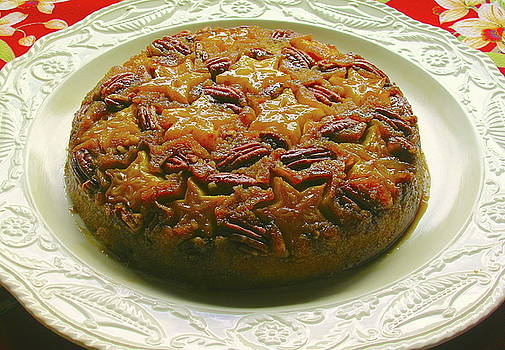 James Temple - Star Fruit Upside Down Cake