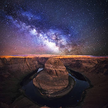 Star Gazer by Brad Scott
