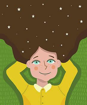Star Gazing by Nicole Wilson