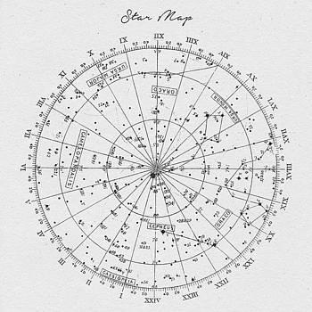 Star Map by Taylan Apukovska