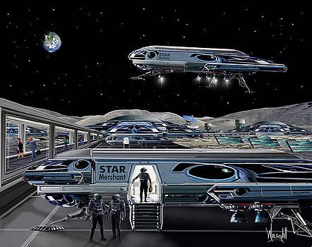 Star Merchant by Bill Wright