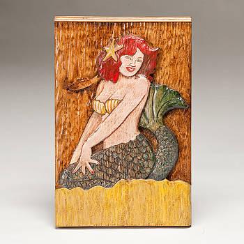 Star Mermaid by James Neill