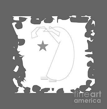 Star Miro by Dianne Lynn Benanti
