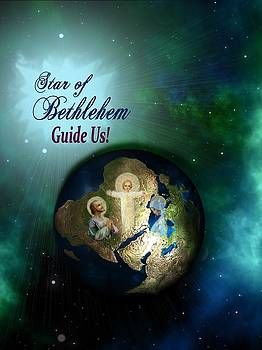 Star of Bethlehem by Myrna Migala